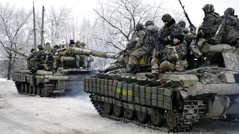 Битва стальной кавалерии: украинские и российские танки на Донбассе, - ФОТО, фото-4
