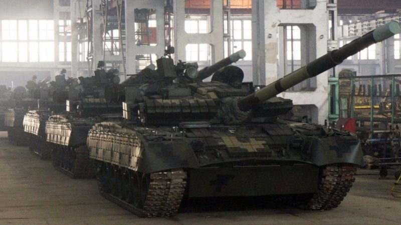 Битва стальной кавалерии: украинские и российские танки на Донбассе, - ФОТО, фото-5