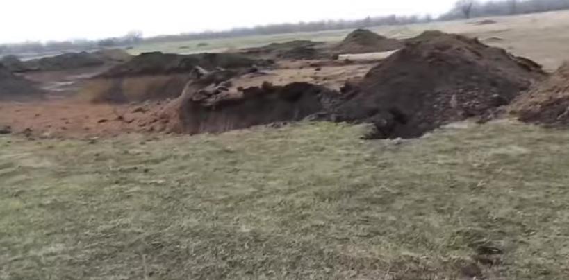 Как сегодня выглядит в «ДНР» шахта «Юнком», на которой был произведен ядерный взрыв, фото-2