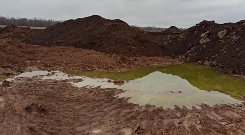 Как сегодня выглядит в «ДНР» шахта «Юнком», на которой был произведен ядерный взрыв, фото-4