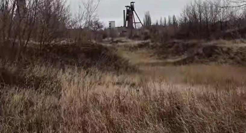 Как сегодня выглядит в «ДНР» шахта «Юнком», на которой был произведен ядерный взрыв, фото-5