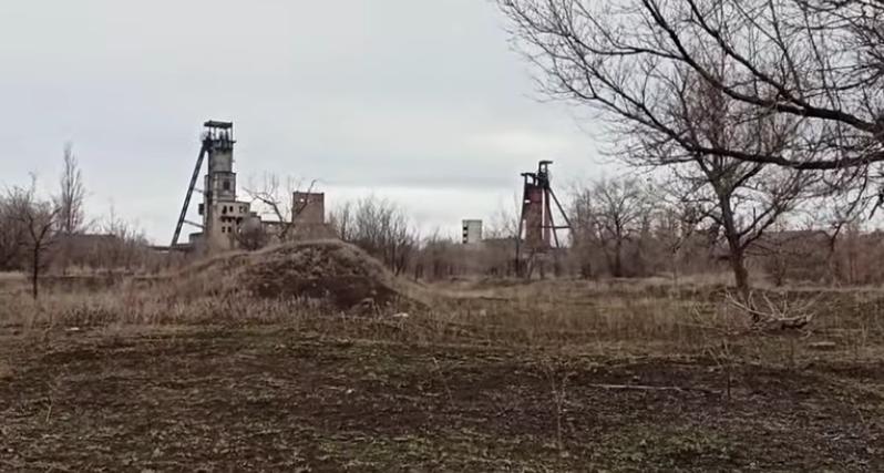 Как сегодня выглядит в «ДНР» шахта «Юнком», на которой был произведен ядерный взрыв, фото-8