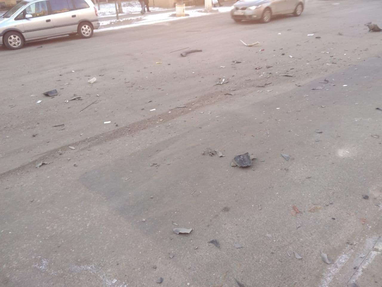 В оккупированной Горловке взорвали машину одного из главарей «ДНР», - ФОТО, фото-4