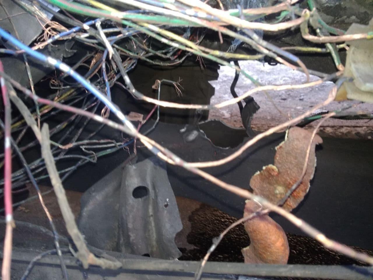 В оккупированной Горловке взорвали машину одного из главарей «ДНР», - ФОТО, фото-5