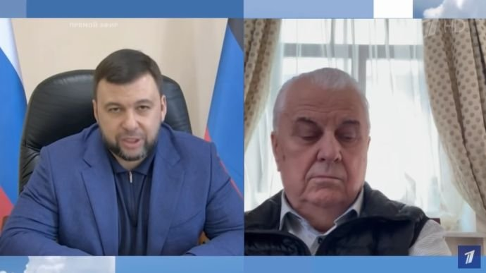 Кравчук объяснил свое появление в эфире российских пропагандистов вместе с главарем ОРДЛО, фото-1
