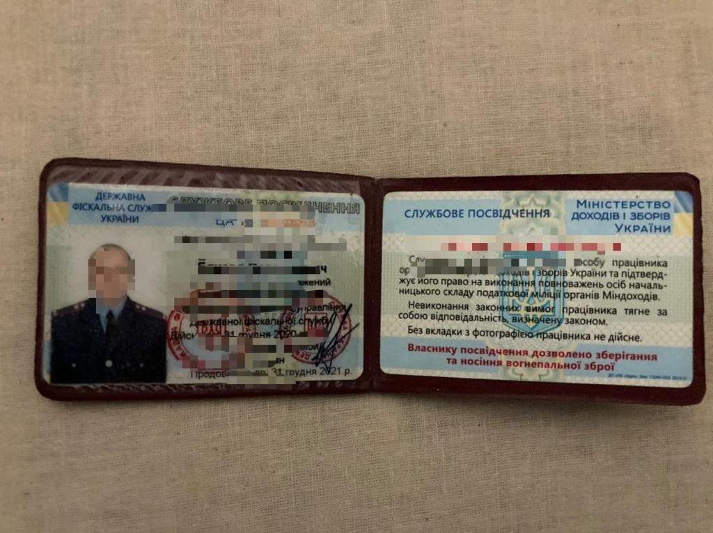 В Киеве задержали подполковника налоговой милиции, который работал на разведку «ДНР», - ФОТО, ВИДЕО, фото-3