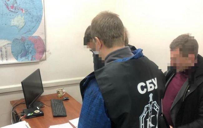 В Киеве задержали подполковника налоговой милиции, который работал на разведку «ДНР», - ФОТО, ВИДЕО, фото-1