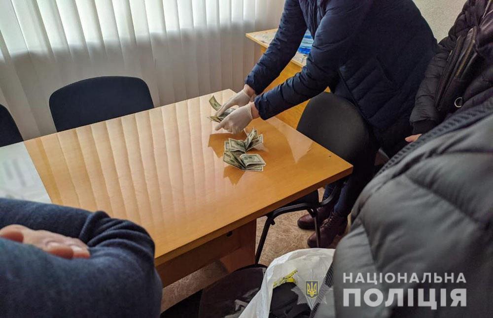 В Донецкой области при получении взятки задержали заместителя мэра, - ФОТО, фото-1