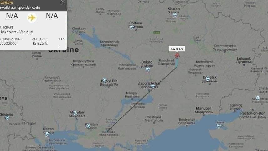 Bayraktar впервые совершил наблюдательный полет в зону ООС на Донбассе, фото-1