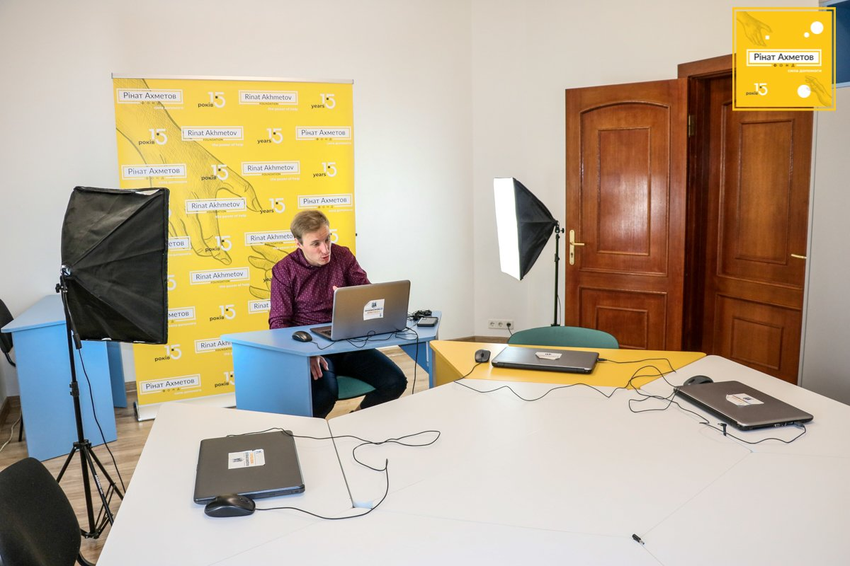 Фонд Рината Ахметова помогает получить новые знания подросткам из Донбасса, фото-3