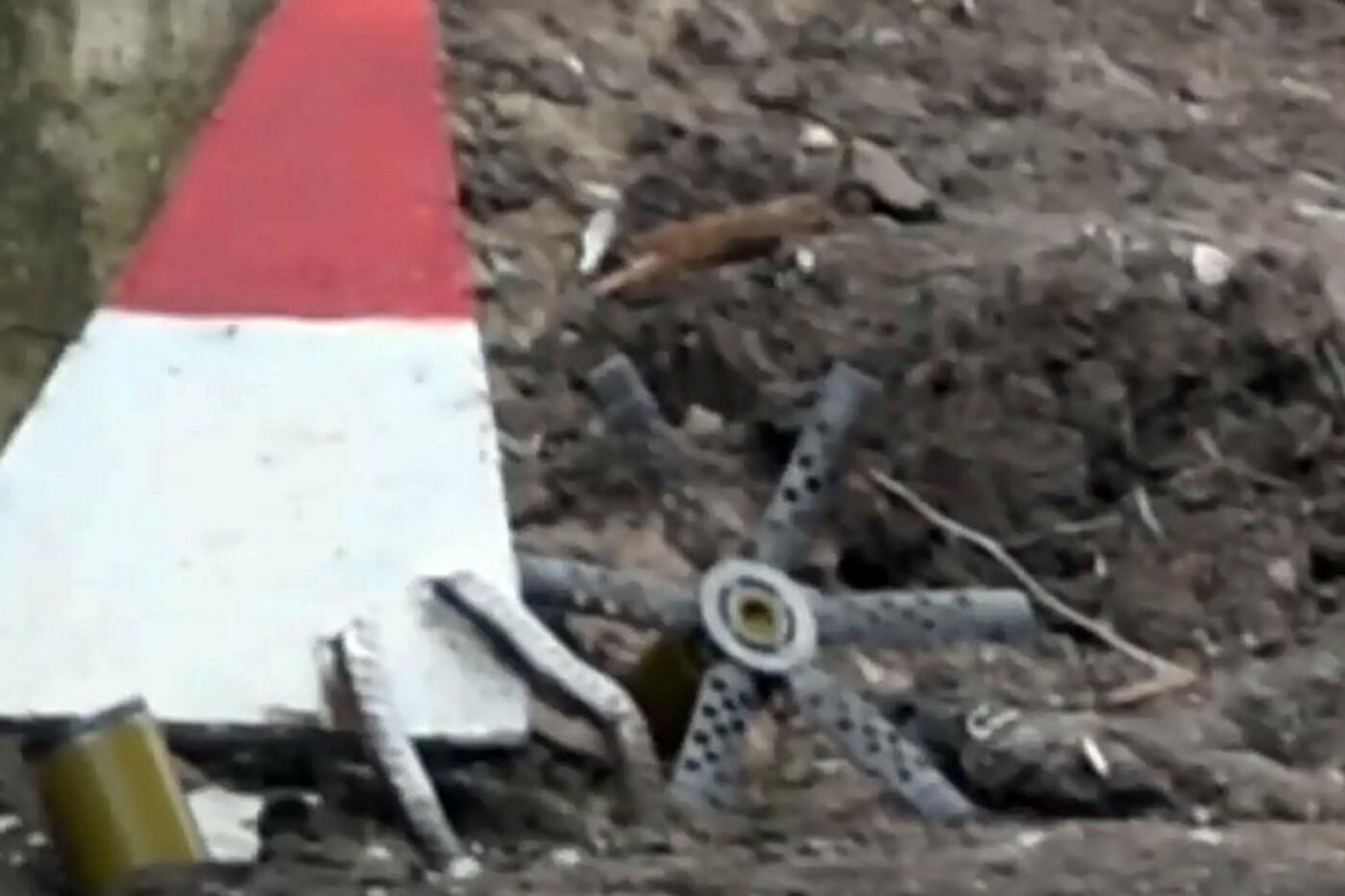 Миссия ОБСЕ за два дня выявила более двух тысяч мин на востоке Украины, - ФОТО, фото-2