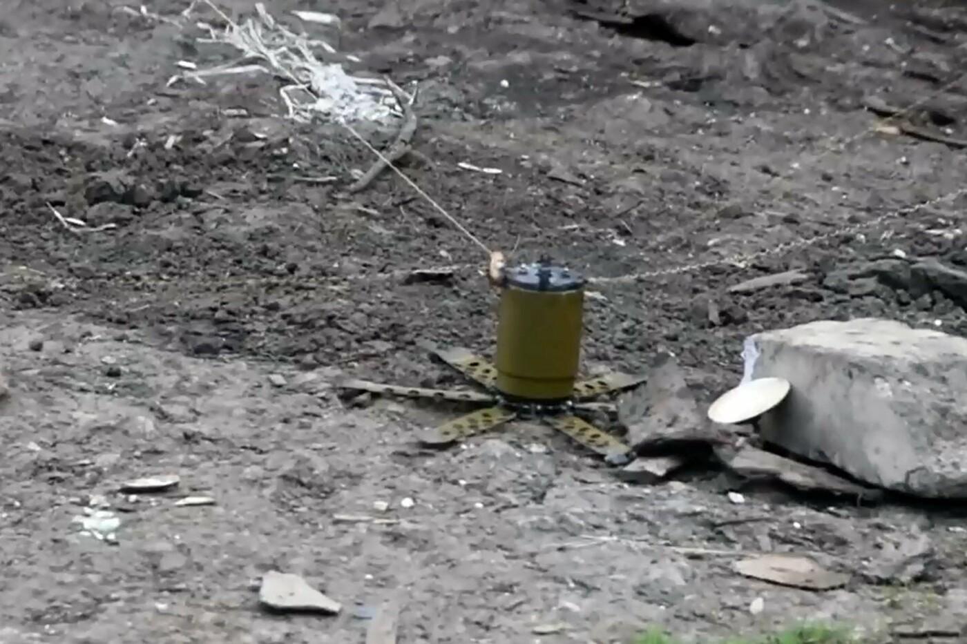 Миссия ОБСЕ за два дня выявила более двух тысяч мин на востоке Украины, - ФОТО, фото-4