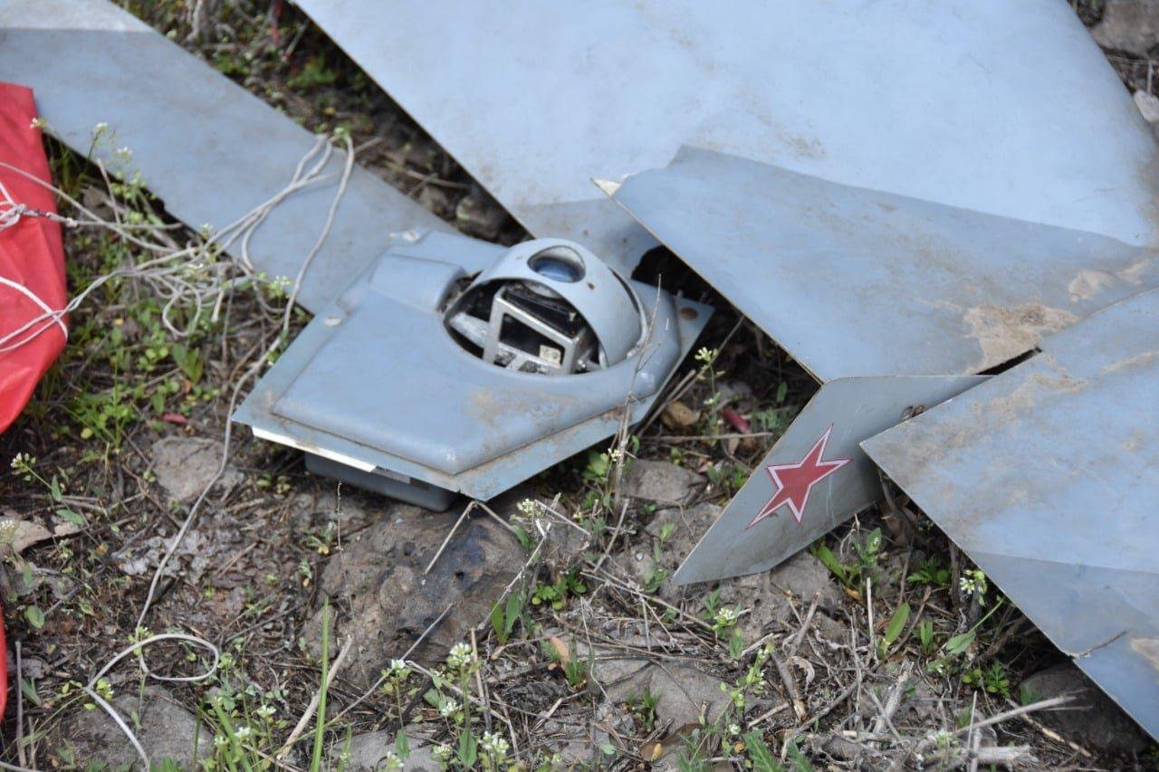 ВСУ сбили на Донбассе два российских беспилотника, - ФОТО  , фото-2