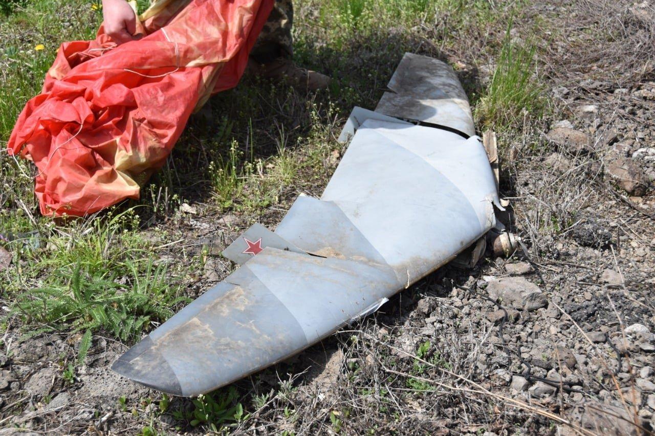 ВСУ сбили на Донбассе два российских беспилотника, - ФОТО  , фото-7