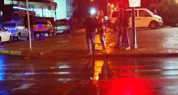 ДТП в Донецке: человека сбили на пешеходном переходе, - ФОТО, фото-1