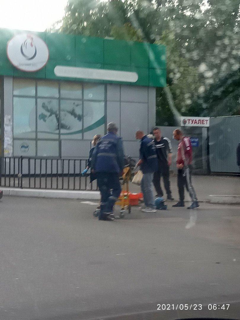 Проклятый перекресток: в оккупированном Донецке произошло ДТП, - ФОТО, фото-1