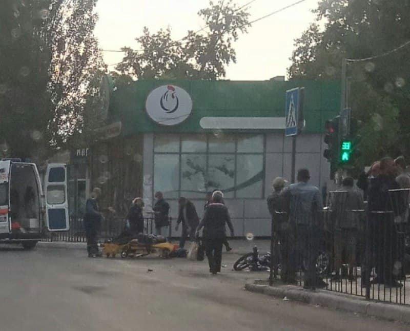 Проклятый перекресток: в оккупированном Донецке произошло ДТП, - ФОТО, фото-2