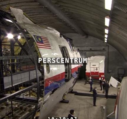 В Нидерландах началось выездное судебное заседание на месте реконструкции самолета, - ФОТО, фото-1
