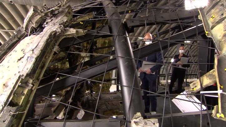 В Нидерландах началось выездное судебное заседание на месте реконструкции самолета, - ФОТО, фото-4
