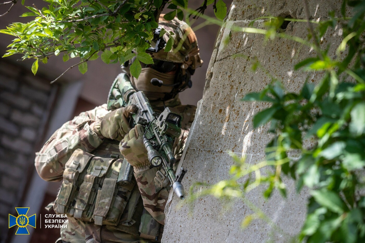 Украинские спецслужбы провели учения вблизи линии разграничения на Донбассе, - ФОТО, фото-1
