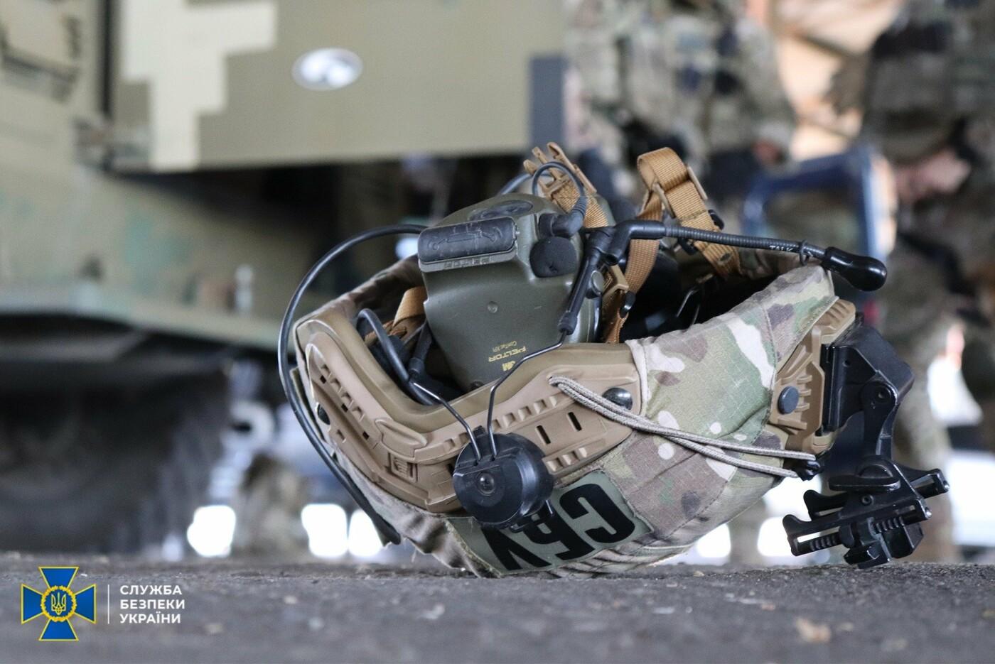 Украинские спецслужбы провели учения вблизи линии разграничения на Донбассе, - ФОТО, фото-3