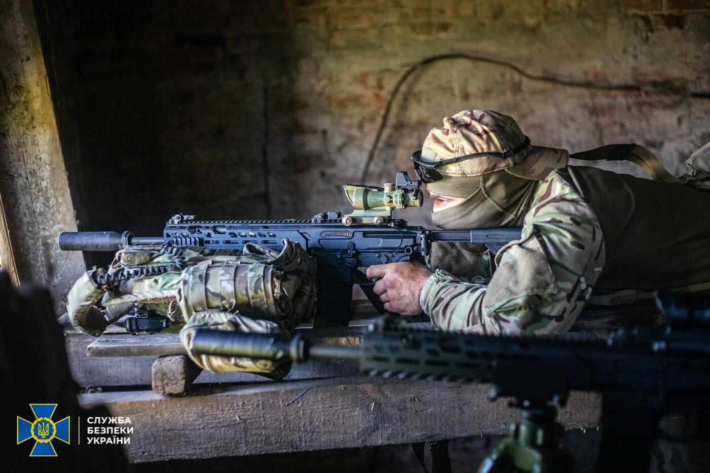 Украинские спецслужбы провели учения вблизи линии разграничения на Донбассе, - ФОТО, фото-6