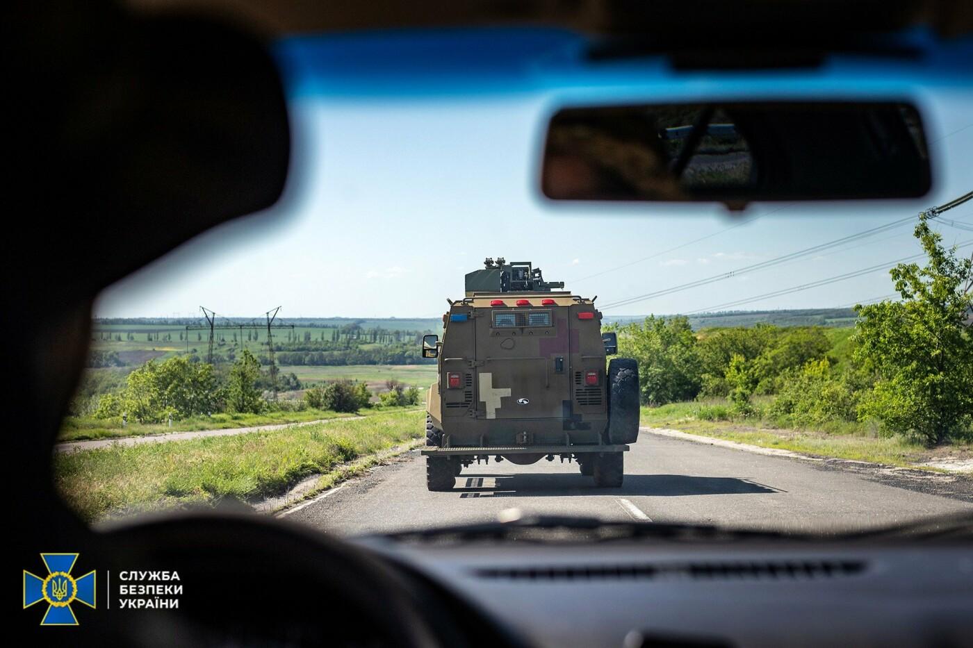 Украинские спецслужбы провели учения вблизи линии разграничения на Донбассе, - ФОТО, фото-7