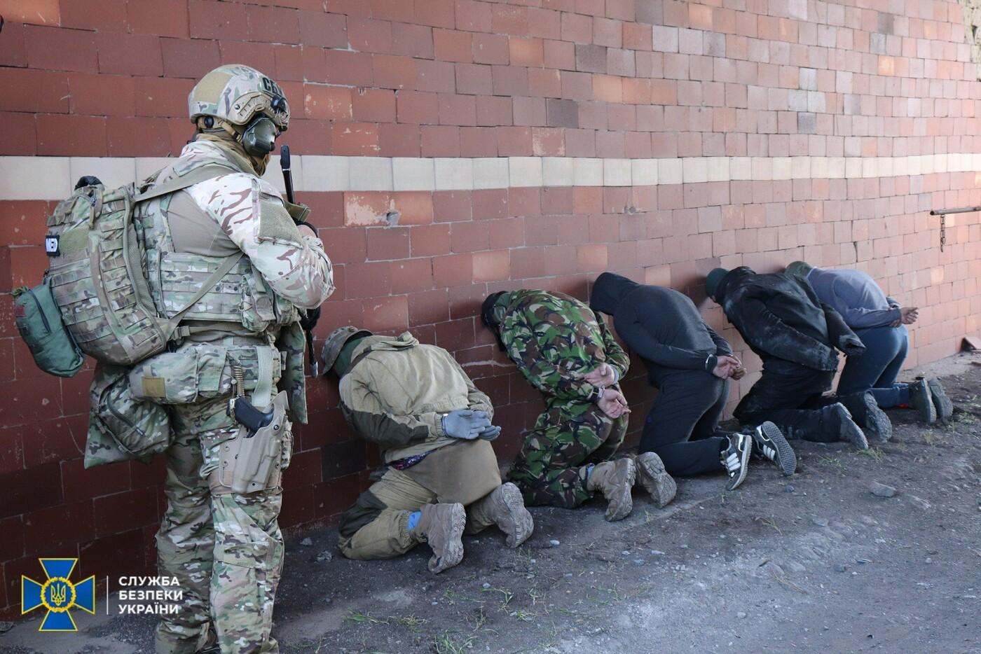 Украинские спецслужбы провели учения вблизи линии разграничения на Донбассе, - ФОТО, фото-14