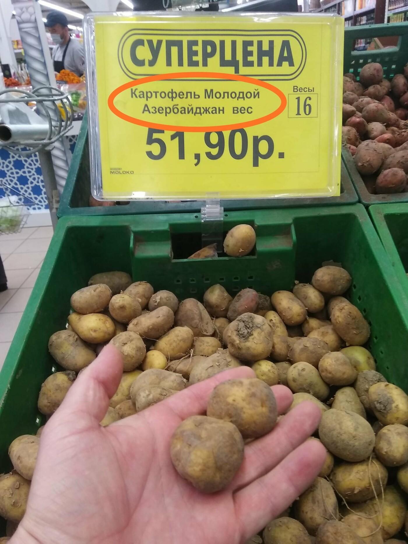 Не все то золото, что едят: в Донецке показали цены на картофель, морковь и свеклу, - ФОТО, фото-1