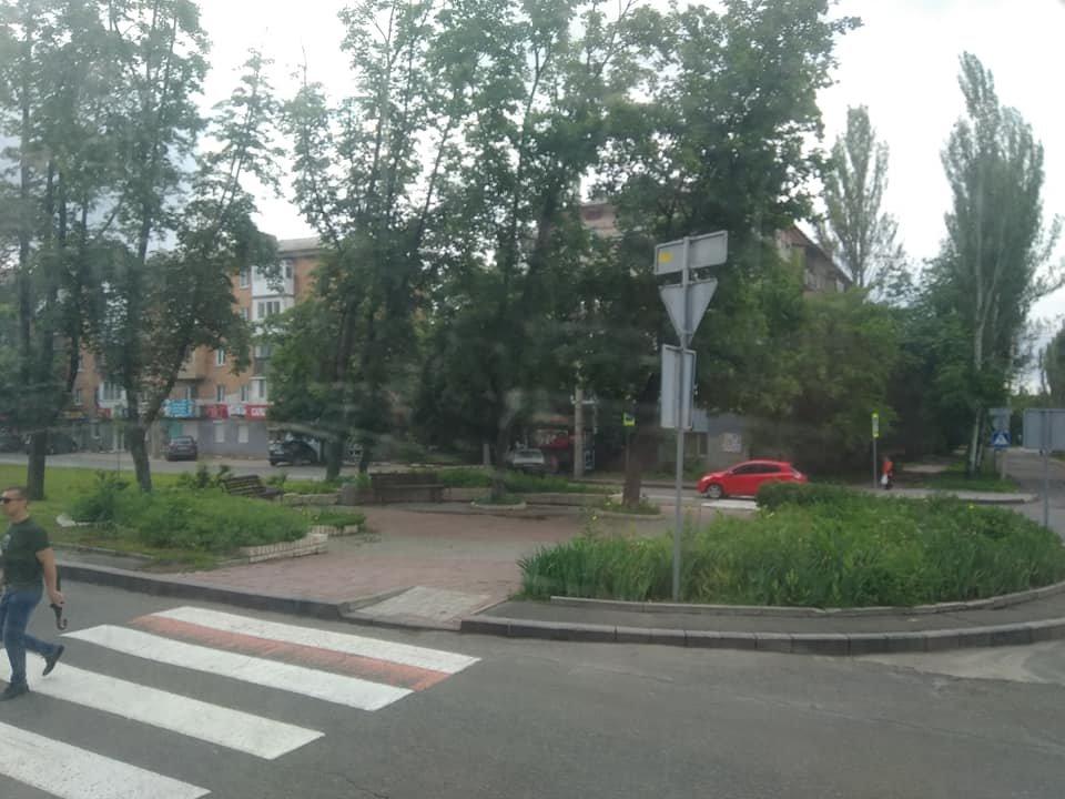 В оккупированном Донецке показали клумбы, зарастающие сорняками, - ФОТО, фото-1