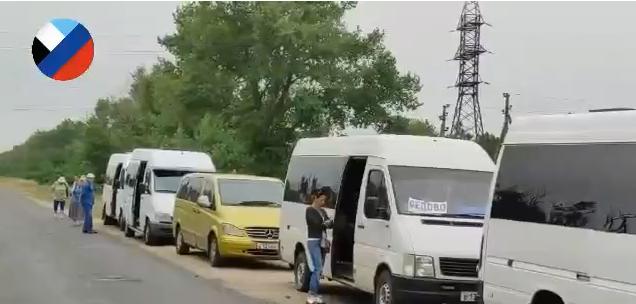 «Курорт строгого режима»: на въезде в Седово километровые очереди, - ФОТО, фото-4