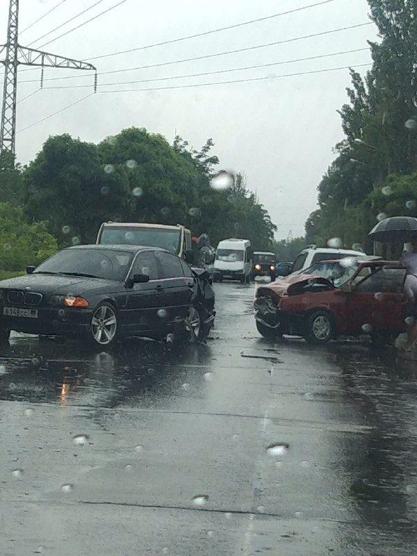 Непогода в ОРДО: произошли многочисленные ДТП, – ФОТО, фото-3
