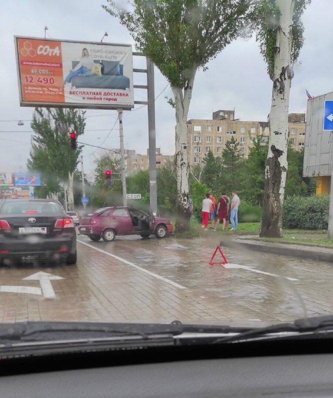 Непогода в ОРДО: произошли многочисленные ДТП, – ФОТО, фото-2