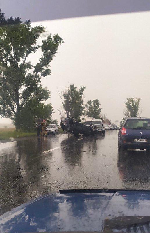 Непогода в ОРДО: произошли многочисленные ДТП, – ФОТО, фото-4
