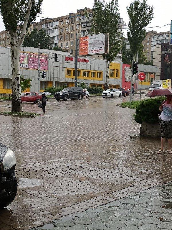 Непогода в ОРДО: произошли многочисленные ДТП, – ФОТО, фото-5