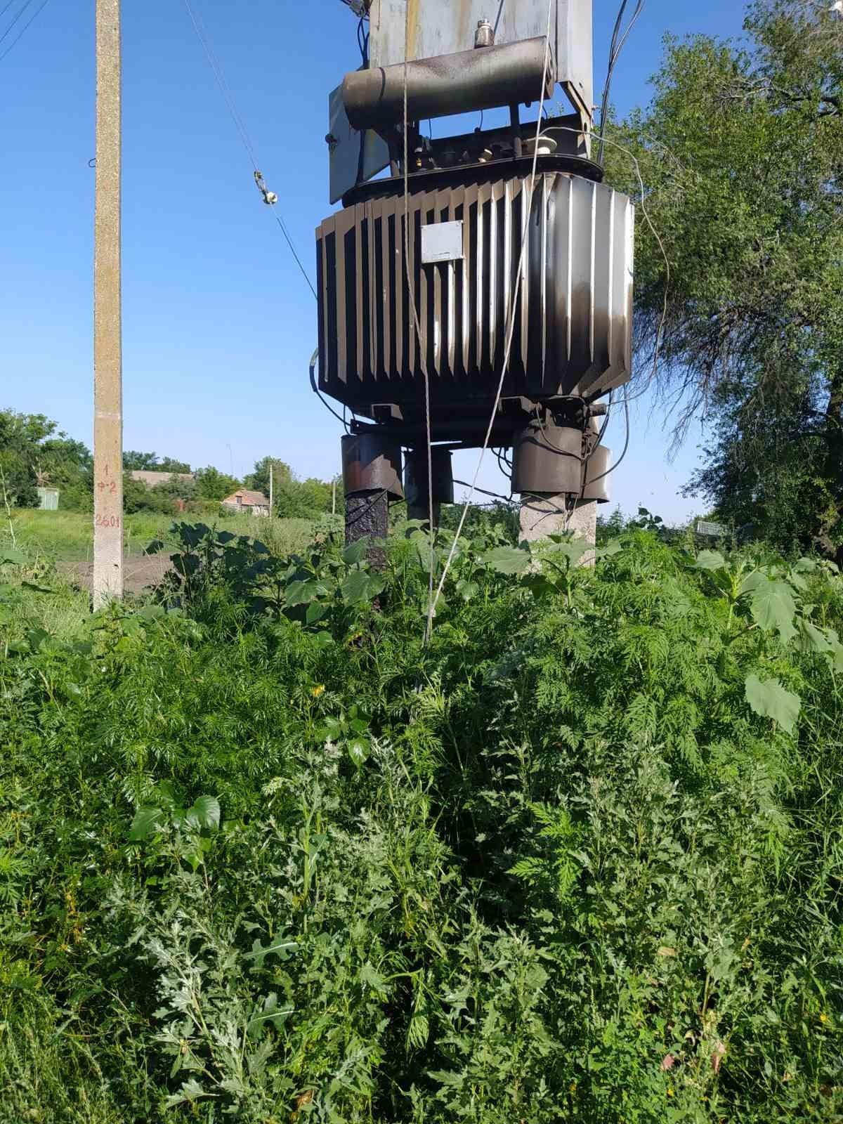 Оккупанты обстреляли Тарамчук: повреждены три дома и трансформатор, - ФОТО , фото-4