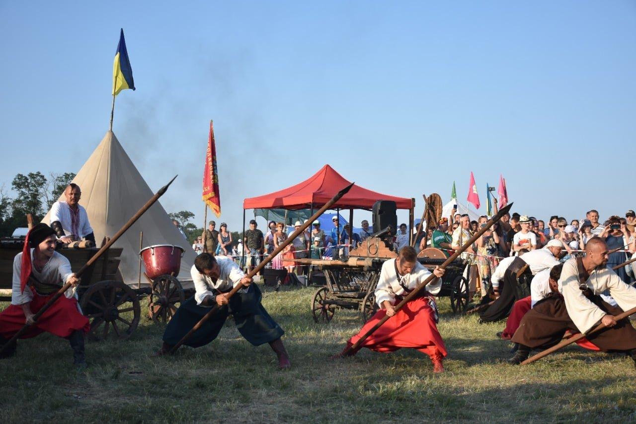 В Донецкой области открылся фестиваль исторических реконструкций «Дикое поле. Путь в Европу», - ФОТО, фото-4
