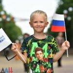 «Дети, как оружие против народа»: В ОРДО подростков заставили агитировать за «Единую Россию», - ФОТО, фото-4