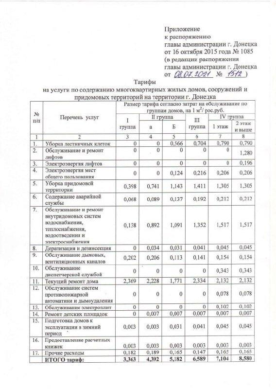 В оккупированном Донецке задним числом увеличили квартплату: жители возмущены, фото-1