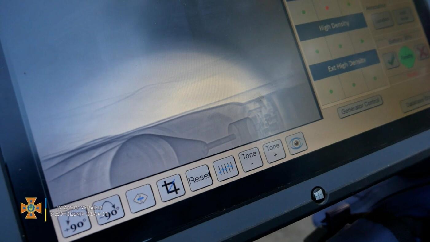 Саперы обезвредили боеприпас на трассе под Волновахой, - ФОТО, фото-7