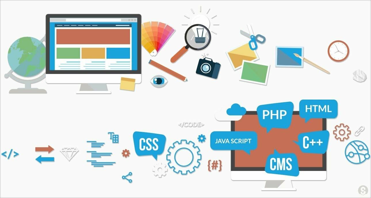 Разработка и сопровождение сайтов интернет магазинов, каталогов, визиток от веб студии.