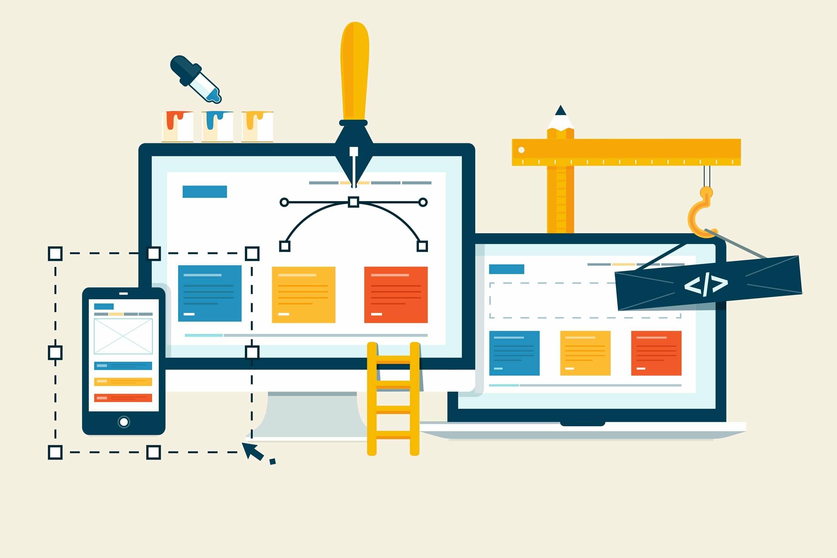 Разработка интернет-магазинов, онлайн каталогов.